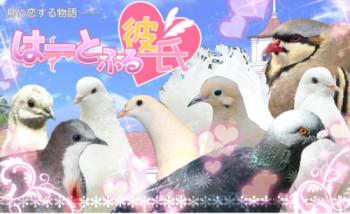 鳥との恋愛を楽しむ乙女ゲー!はーとふる彼氏!岩峰舟の攻略やネタバレ感想など