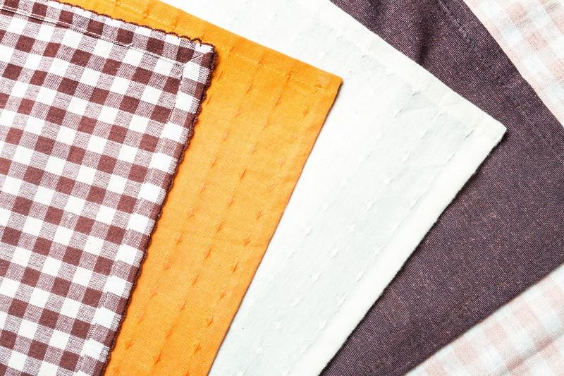カチューシャに細工するための布
