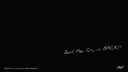 Devil May Cry is BACK!