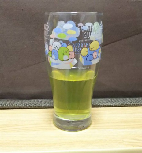 天然水GREEN TEA