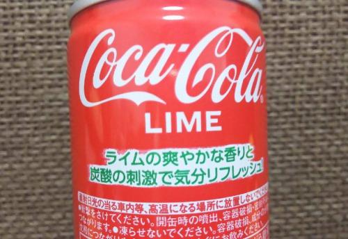 コカ・コーラ ライム