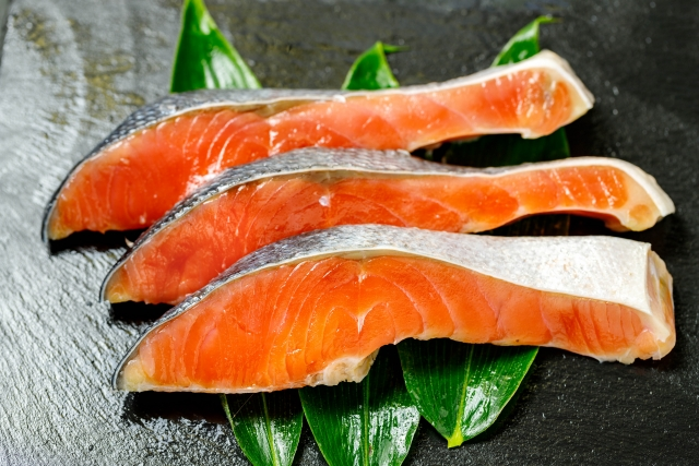 千葉県の江戸前銀鮭のお取り寄せ・通販方法は?鮭レシピも紹介!【青空レストラン】
